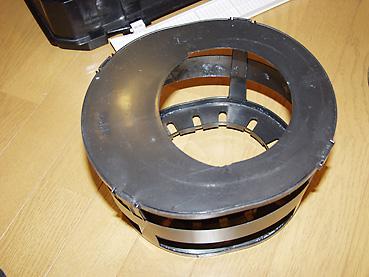 ナショナル気化式加湿器 FE-14KFS/B-C フィルターケース