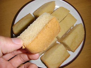 MKホームベーカリー  HB-100なら、パウンドケーキも焼ける!