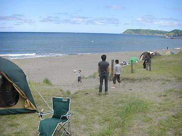 野塚キャンプ場