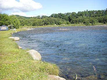 手軽に楽しめるカジカ釣り~帯広市の拓成湖